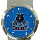 Georgia State Panthers Money Clip Watch