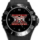 The X Factor Plastic Sport Watch In Black
