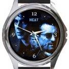 Heat Round Metal Watch