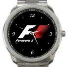 Formula One F1 Sport Metal Watch