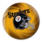 Pittsburgh Steelers Helmet Heat-Resistant Round Mousepad