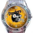 Pittsburgh Steelers Helmet Analogue Watch