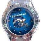 Seattle Seahawks Helmet Analogue Watch