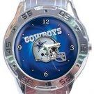 Dallas Cowboys Helmet Analogue Watch