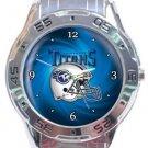 Tennessee Titans Helmet Analogue Watch