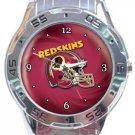 Washington Redskins Helmet Analogue Watch