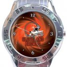 Cleveland Browns Helmet Analogue Watch