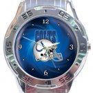 Indianapolis Colts Helmet Analogue Watch