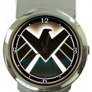 Agents of SHIELD Money Clip Watch