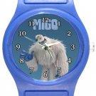 Small Foot Migo Blue Plastic Watch