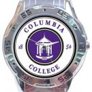 Columbia College Analogue Watch