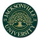 Jacksonville University Heat-Resistant Round Mousepad