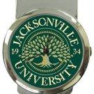 Jacksonville University Money Clip Watch