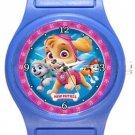 Cute Paw Patrol Blue Plastic Watch