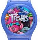 Trolls Blue Plastic Watch