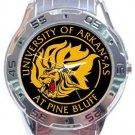Arkansas Pine Bluff Golden Lions Analogue Watch