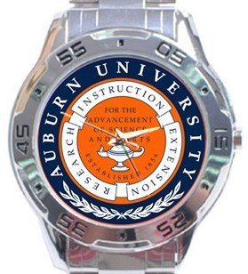 Auburn University Analogue Watch