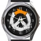 Overwatch Round Metal Watch