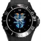 StarCraft Plastic Sport Watch In Black