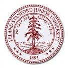 Stanford University Heat-Resistant Round Mousepad