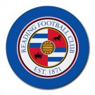 Reading Football Club Heat-Resistant Round Mousepad
