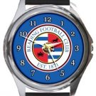 Reading Football Club Round Metal Watch