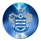 Queens Park Rangers Football Club Heat-Resistant Round Mousepad