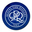 Queens Park Rangers FC Heat-Resistant Round Mousepad