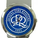 Queens Park Rangers FC Money Clip Watch