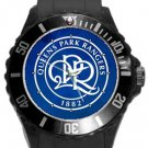 Queens Park Rangers FC Plastic Sport Watch In Black
