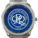 Queens Park Rangers FC Sport Metal Watch