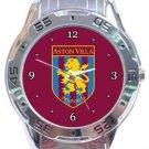 Aston Villa Football Club Analogue Watch