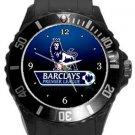 Barclays Premier League Plastic Sport Watch In Black