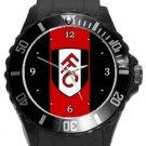 Fulham FC Plastic Sport Watch In Black