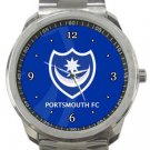 Portsmouth FC Sport Metal Watch