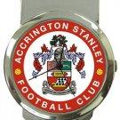Accrington Stanley FC Money Clip Watch