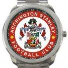 Accrington Stanley FC Sport Metal Watch