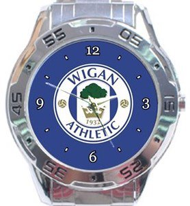 Wigan Athletic Football Club Analogue Watch