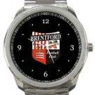 Brentford FC Sport Metal Watch