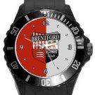 Brentford Football Club Plastic Sport Watch In Black