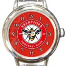 Brentford  Round Italian Charm Watch