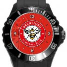 Brentford Plastic Sport Watch In Black