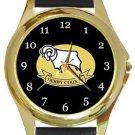Derby County FC Gold Metal Watch