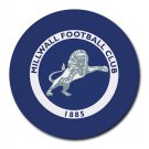 Millwall FC Heat-Resistant Round Mousepad