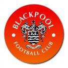 Blackpool Football Club Heat-Resistant Round Mousepad