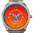 Blackpool Football Club Sport Metal Watch
