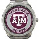 Texas A&M Aggies Sport Metal Watch