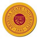 Arizona State University Heat-Resistant Round Mousepad