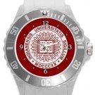 Indiana University Plastic Sport Watch In White