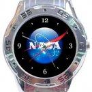 NASA Logo Analogue Watch